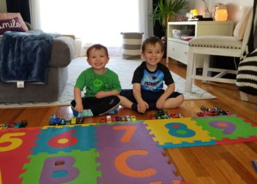 5 top things you can focus on with your toddlers during quarantine.